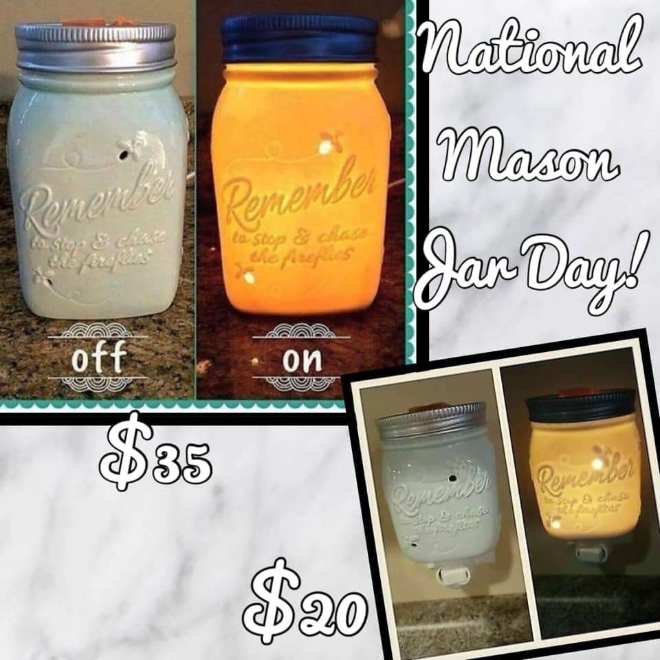 National Mason Jar Day Wishes for Instagram