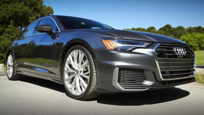 2019 Audi A6,