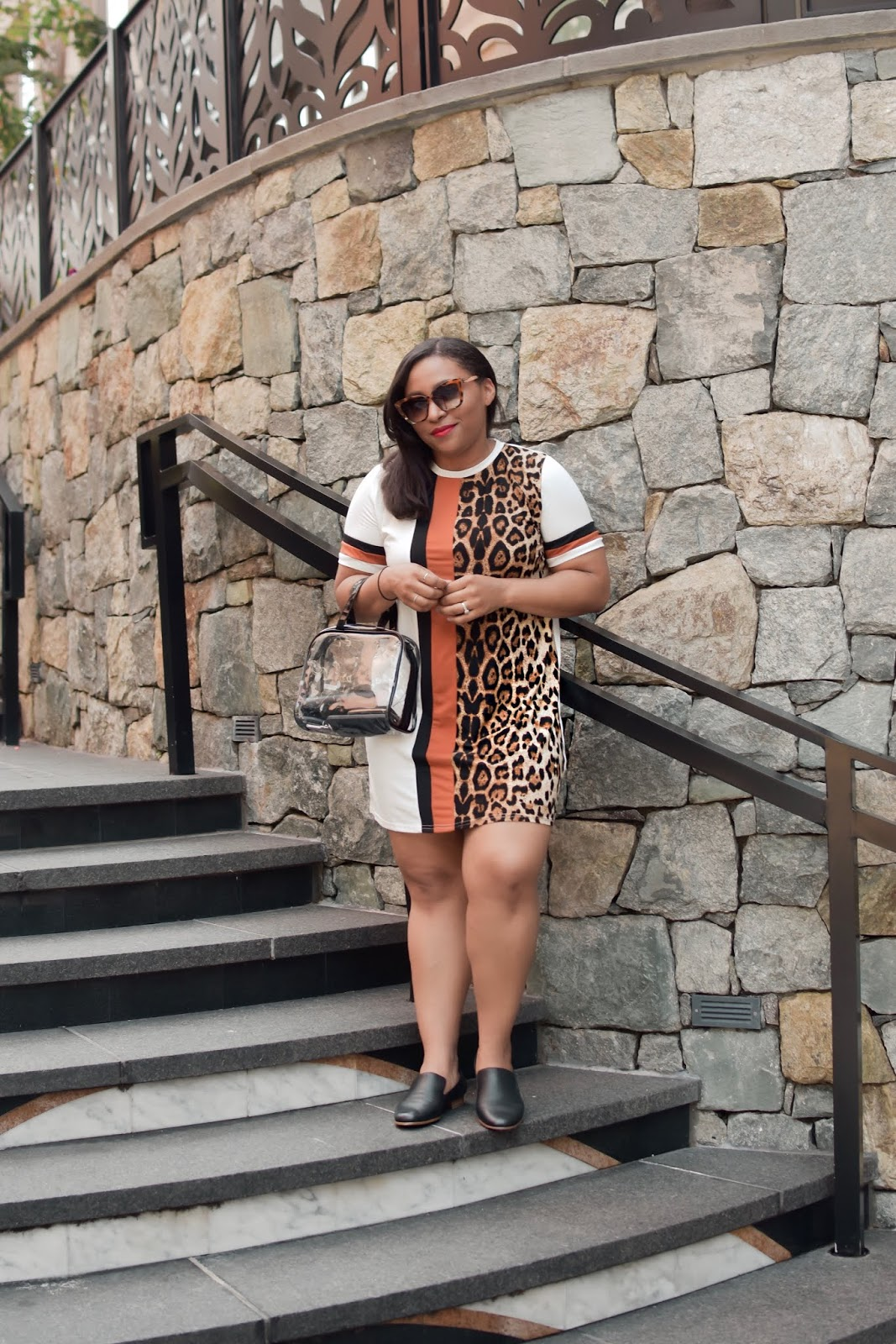 shein, shein gals, shein clothes, shein reviews, leopard dress, summer dresses, shirt dress