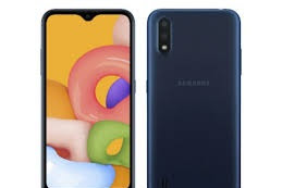 Firmware Flash (Stock ROM) Samsung Galaxy A01
