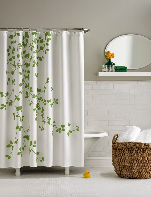 Cortinas para Box - Shower Curtains