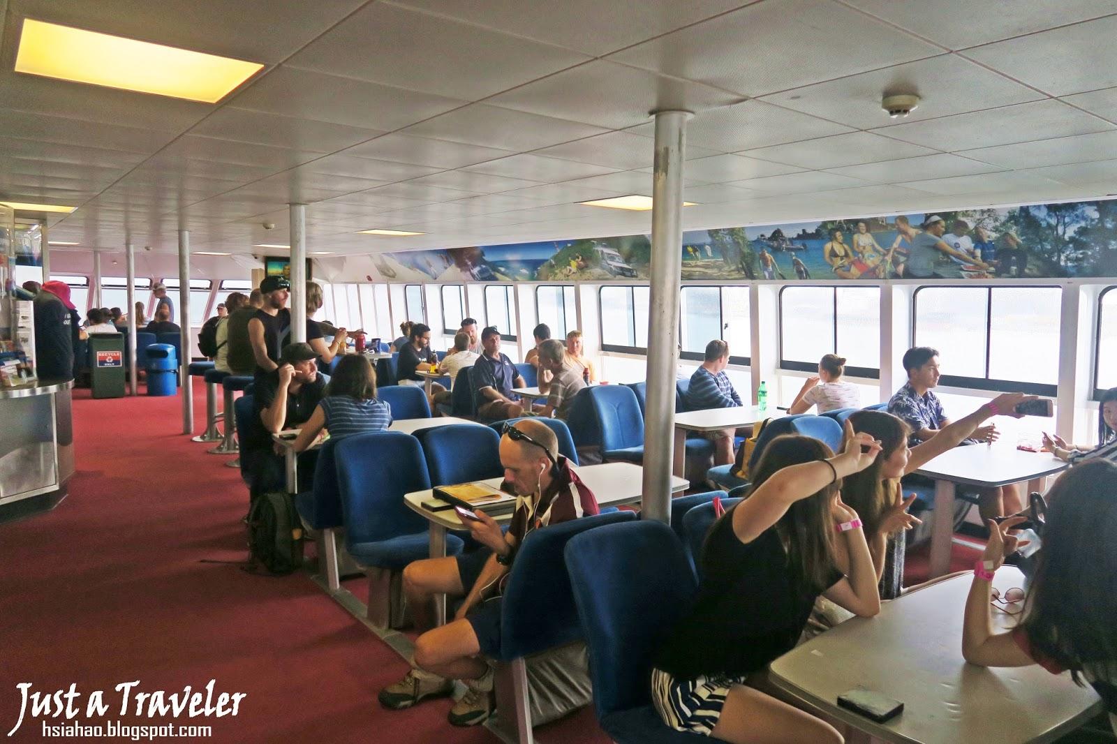 布里斯本-摩頓島-渡輪-Ferry-景點-交通-住宿-推薦-旅遊-自由行-澳洲-Brisbane-Moreton-Island-Tourist-Attraction-Travel-Australia