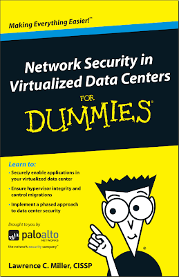 Network for dummies data virtualized security centers in download