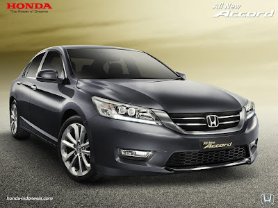 Specifications and Price Honda Accord