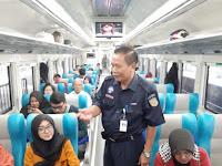 Tiket KA Galunggung Rute Kiaracondong-Tasikmalaya Gratis Lagi Hingga 25 Februari 2019