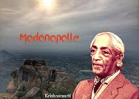 Krishnamurti y su pasión espiritual