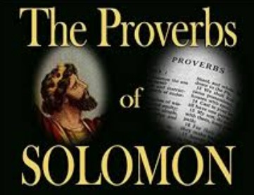 The Proverbs of Solomon
