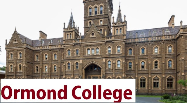 Ormond College Address and phone number