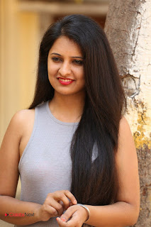 Actress Nikita Bisht Latest Picture Gallery in Long Dress  0015.JPG