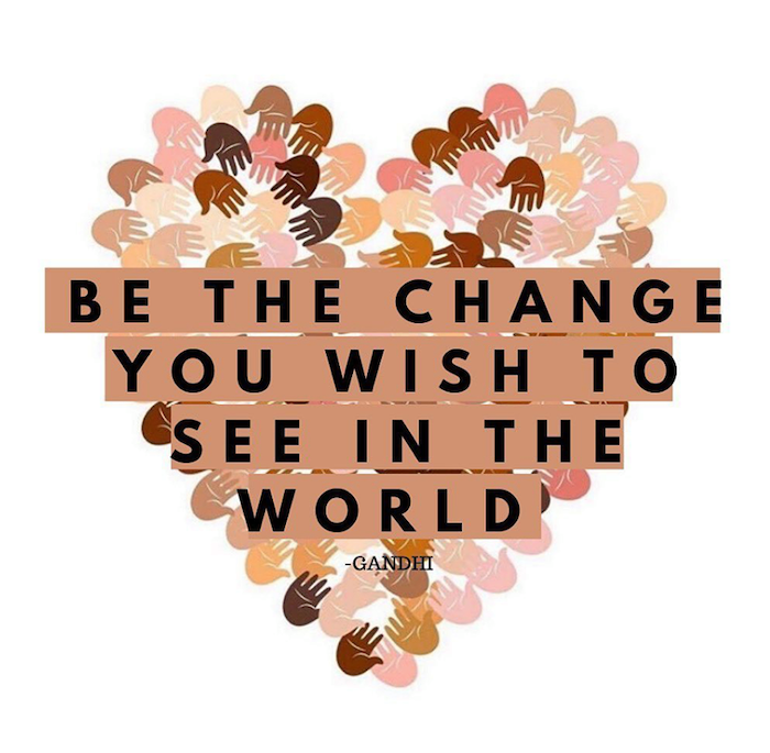 Gandhi, Gandhi quote