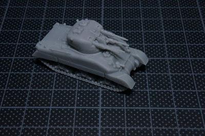 Sherman Skink AA Tank picture 2