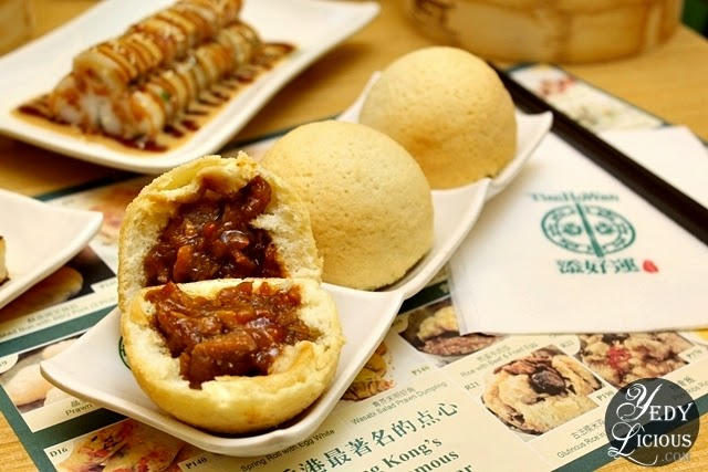 Tim Ho Wan's Legendary Pork Buns