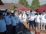Undian Nomor Urut Pilkada Mojokerto:  Kiai Asep- IKBAR  Berdoa Bersama Pendukungnya, PUTI Hanya Berdua
