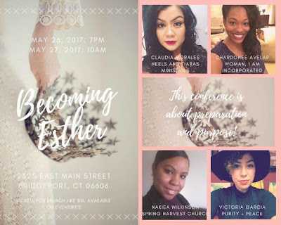 Becoming Esther: A speaking engagement