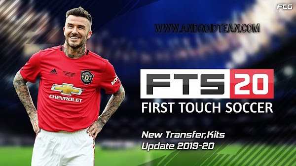 FTS 2020 HD Graphics Android Offline First Touch Soccer 2020