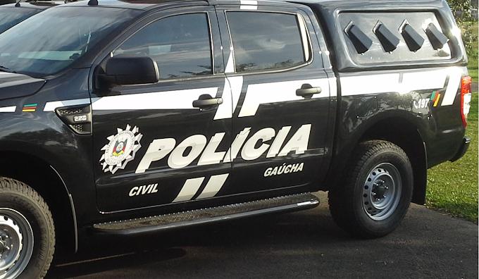 Foragido é recapturado pela Polícia Civil em Gravataí