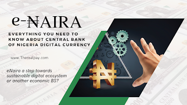 What is eNaira and how does it work? | CBN digital naira