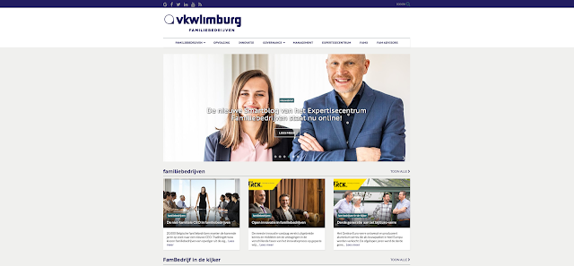 Smart-Blog, VKW, familiebedrijven, UP-TO-DATE Webdesign