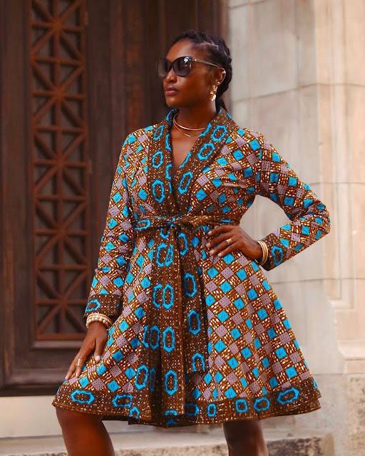 2019 Beautiful Set of Ankara Styles