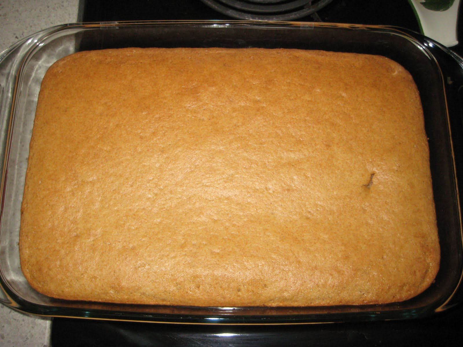 Vanilla Cake Recipe Low Calories: Eggless Condensed Milk Vanilla Cake (Low Fat & 115