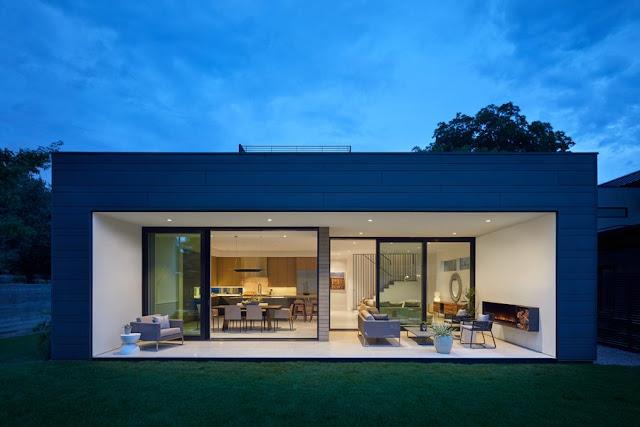 ออกแบบหลังบ้าน
