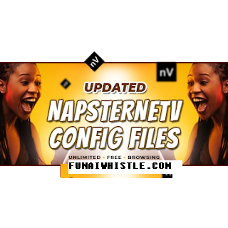 New NapsternetV Configuration Files Download 2021