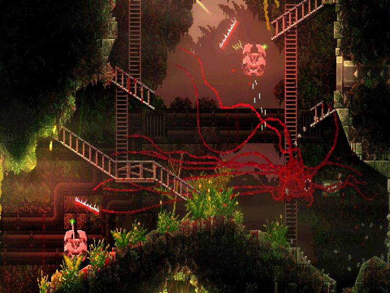 CARRION PC Game Free Download
