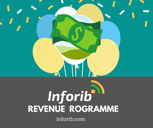 Inforib revenue program