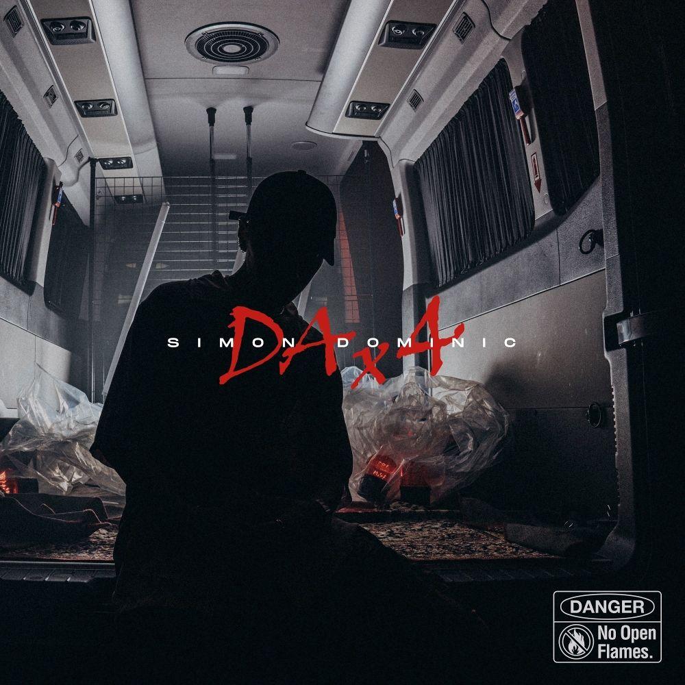 Simon Dominic – DAx4 – Single