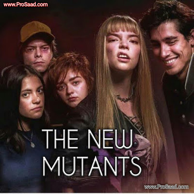 The New Mutants download full Movie in Hindi Dubbed