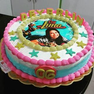 Tortas Soy Luna