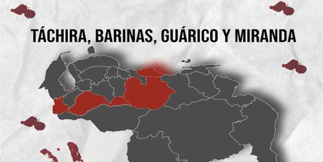 FUNDAREDES REVELA «DONDE VIVEN CABECILLAS DE LAS FARC Y EL ELN EN VENEZUELA»