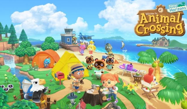 Penjualan Animal Crossing Tercepat di Console Nintendo Switch