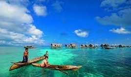 Lawatan dan Pelancongan di Borneo Sabah