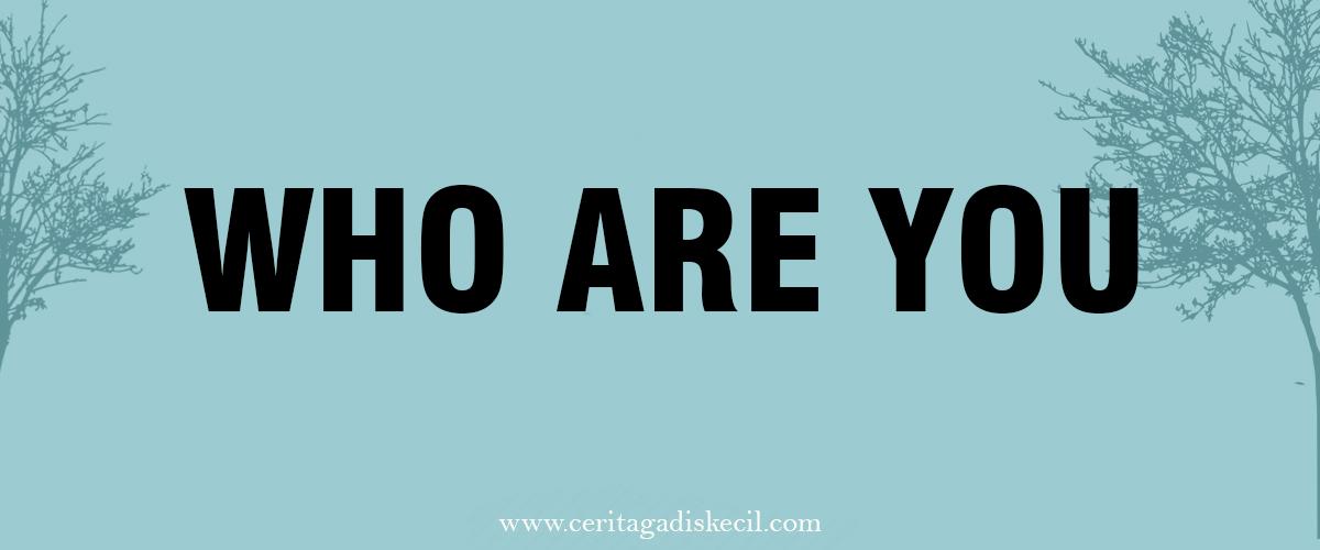 Lifestyle Blogger Medan - WHO ARE YOU? DRAMA KOREA BUKAN SEKADAR CINTA