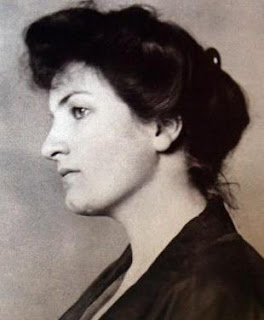 Alma Mahler (c.1902)