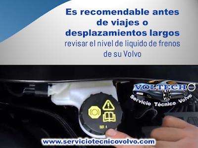 Sistema de Frenos Volvo Voltech