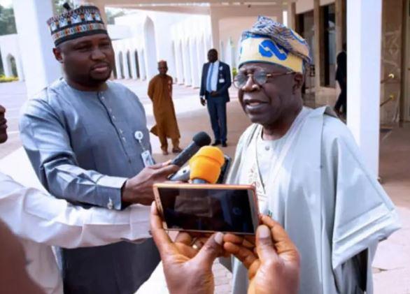 Amotekun not threatening Nigeria's security – Tinubu reacts