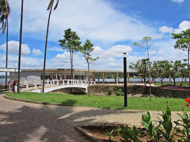 Casa de Baile, Lagoa da Pampulha - BH