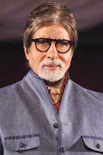 اميتاب باتشان (Amitabh Bachchan)، ممثل هندي