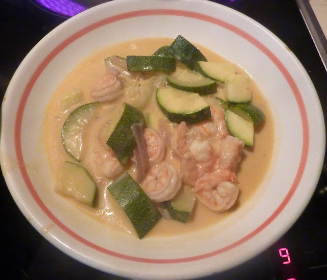 curry-de-courgettes-scampis-recette-facile