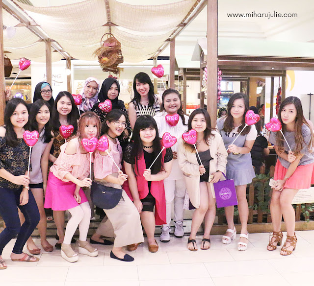 beauty blogger surabaya