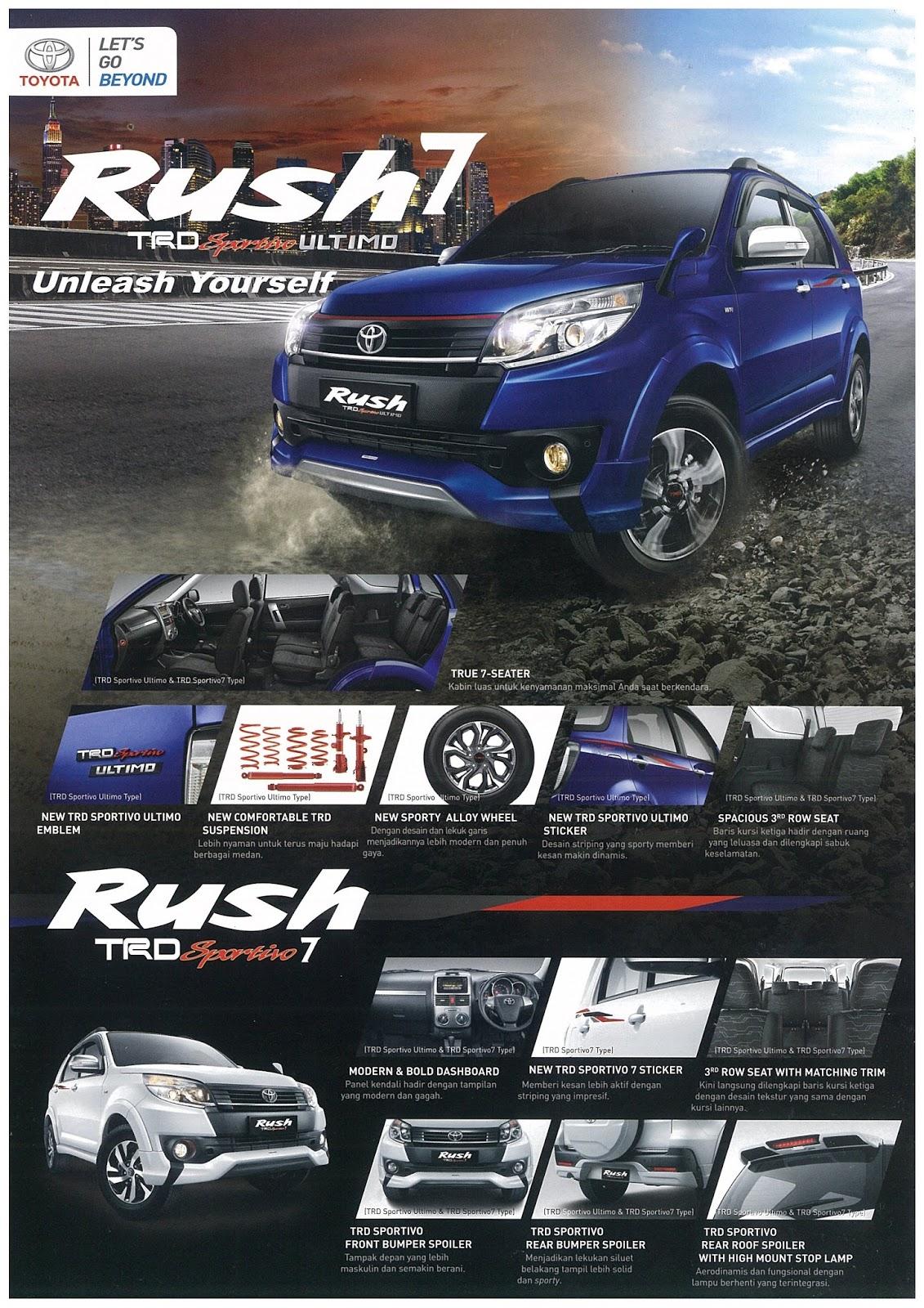 Toyota Yaris Trd Sportivo Bekas Bandung Harga All New Kijang Innova Q Rush Ultimo Dealer Astra