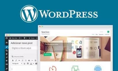 WordPress Crie seu Site Profissional Rápido e Barato! Download Grátis