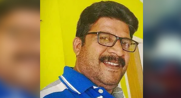 Thrissur, News, Kerala, Actor, Death, Train Accident, Hospital, Actor Dinesh M Manakkalath dead in train accident