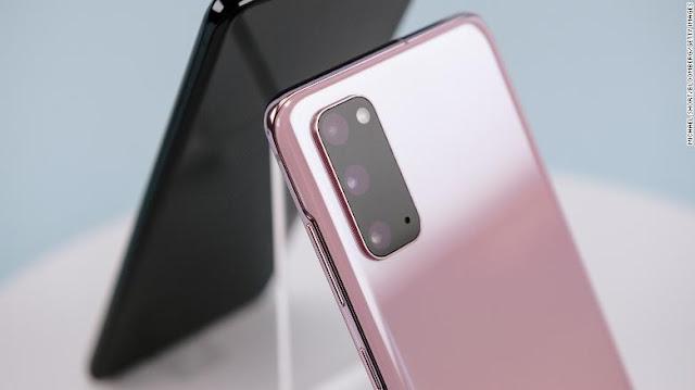 أسعار ومواصفات سلسلة هواتف Samsung Galaxy S20