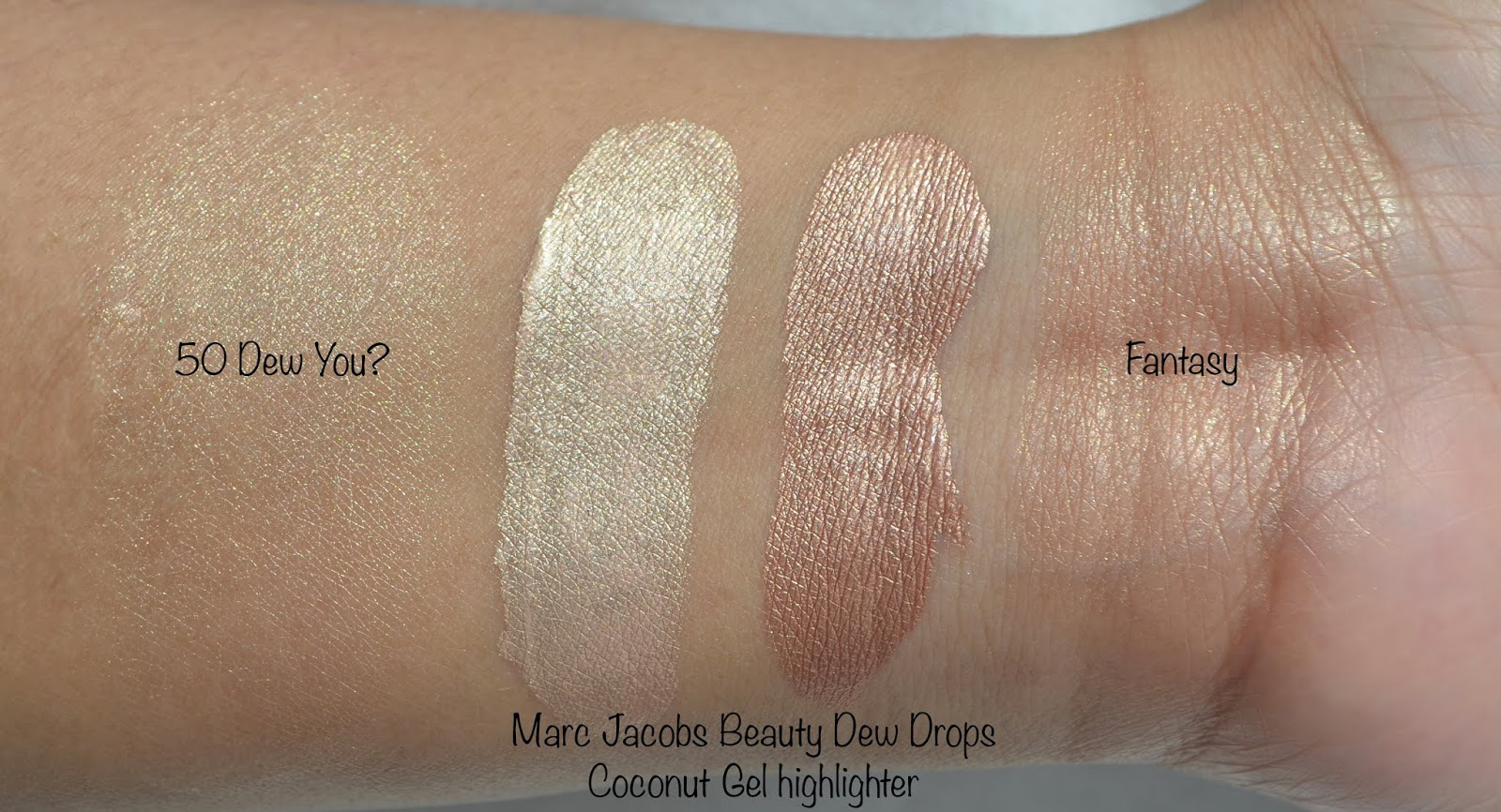 Dew Drops Coconut Gel Highlighter by Marc Jacobs Beauty #13