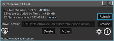 Come pulire la directory delle installazioni in Windows