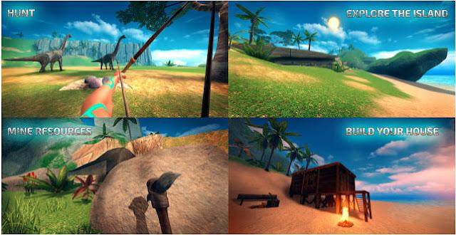 ARK Survival Island Evolve 3D MOD v1.03 Unlimited APK Android Terbaru