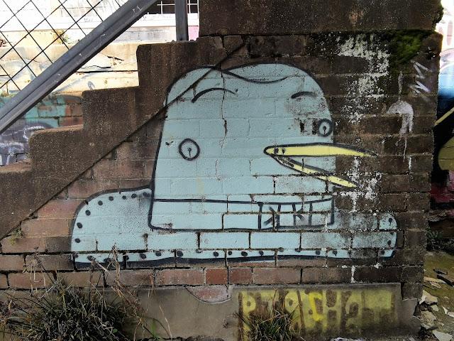 Katoomba Street Art   BirdHat